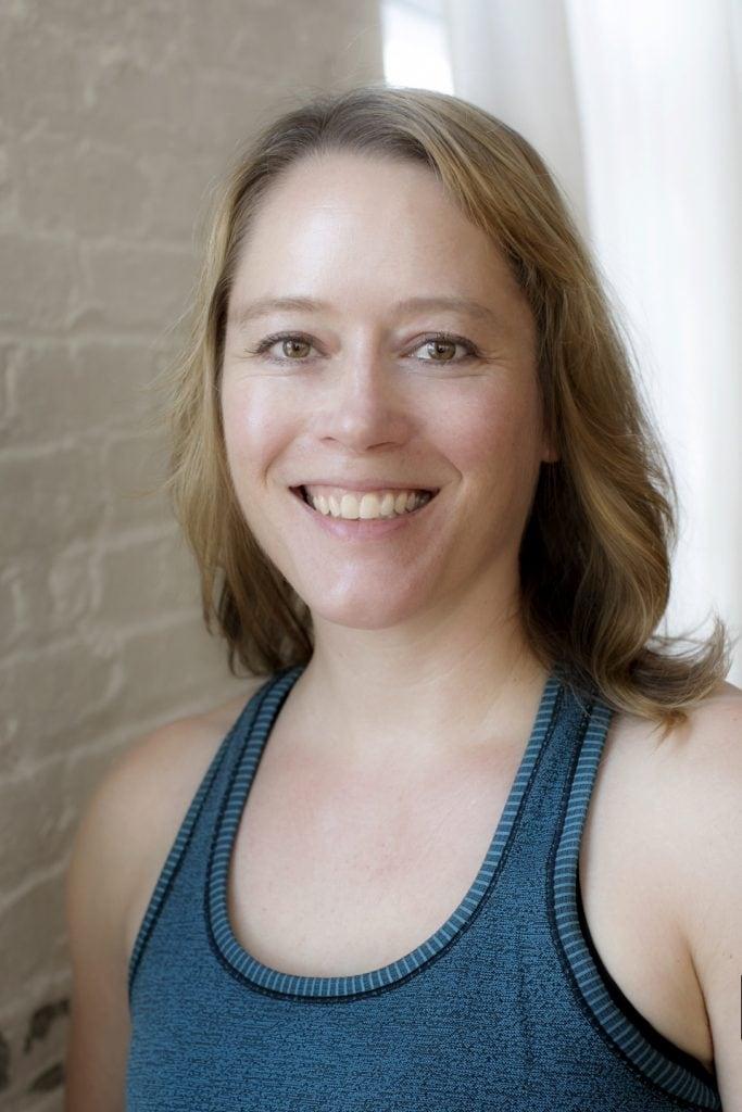 Kahrin DiGioia Yoga Teacher